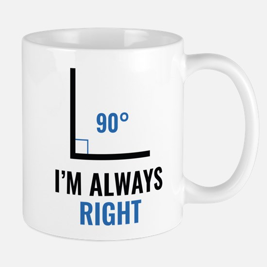 Cute Mrs right Mug
