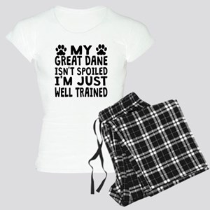 My Great Dane Isnt Spoiled Pajamas