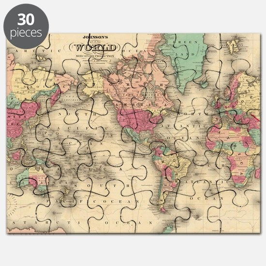 World map puzzles world map jigsaw puzzle templates puzzles funny world map puzzle sciox Images