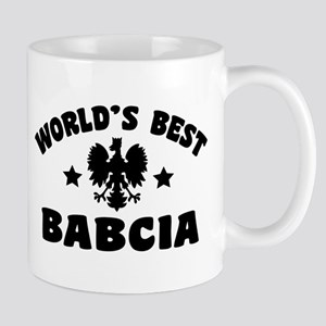 World's Best Babcia Mug