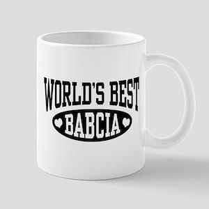 World's Best Babcia Mug
