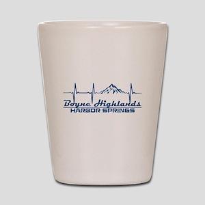 Boyne Highlands Resort - Harbor Sprin Shot Glass