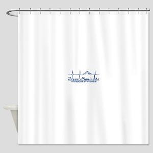 Boyne Highlands Resort - Harbor S Shower Curtain