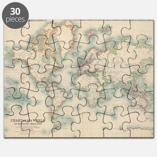 World map puzzles world map jigsaw puzzle templates puzzles unique world map puzzle sciox Images