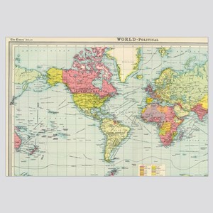 Old world map gifts cafepress wall art gumiabroncs Images