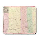 Wyoming Classic Mousepad
