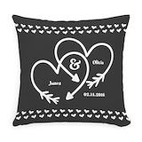 Wedding Everyday Pillow