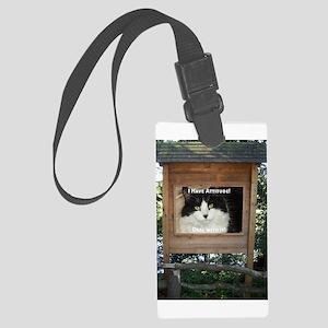 Cat-A-Tude Luggage Tag