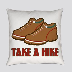 Take A Hike Everyday Pillow