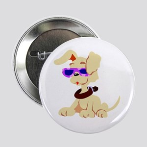 Cool Puppy Button
