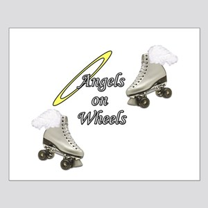 Angels on Wheels Small Poster