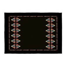 Billiard Man Cave 5'x7'Area Rug