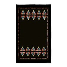 Billiard Man Cave Area Rug