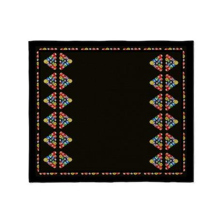 Woven Throw Blankets by OTC Billiard Designs