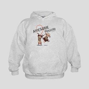 Awesome Possum Kids Hoodie