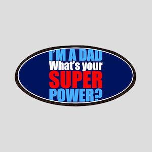 Super Dad Patch