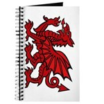 Red Welsh Dragon Journal