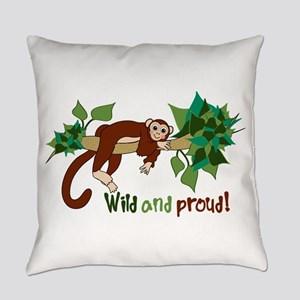 Wild And Proud! Everyday Pillow