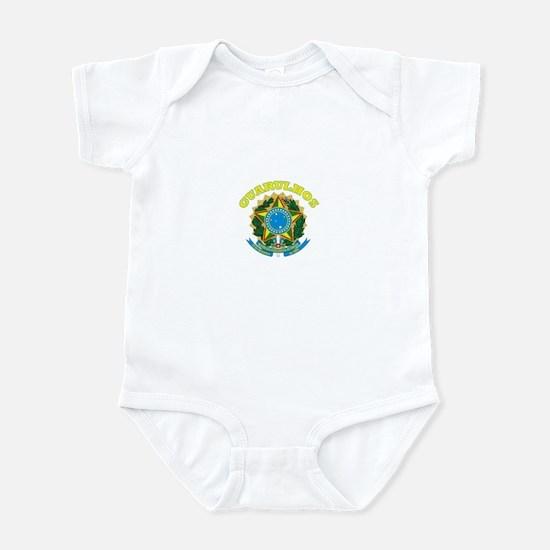Guarulhos, Brazil Infant Bodysuit
