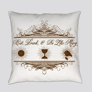 Be Like Mary Everyday Pillow