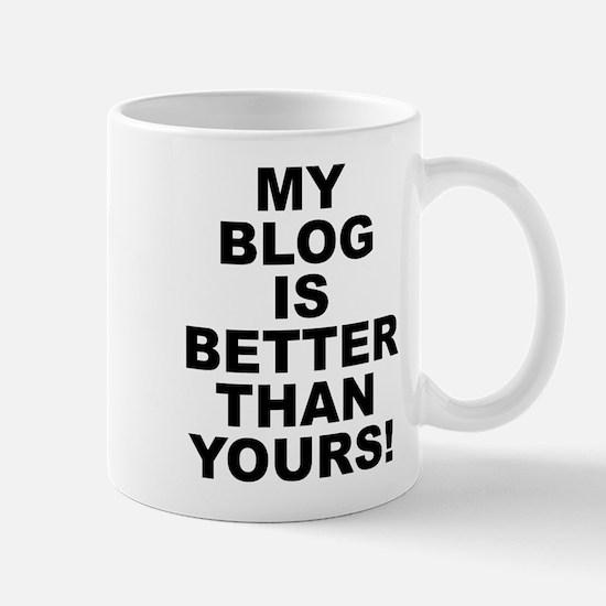 M.b.i.b.t.y. Small White Mug Mugs