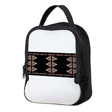 Billiard Man Cave Neoprene Lunch Bag