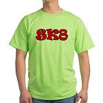 Skater SK8 Gear Green T-Shirt