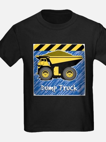 Cute Boys truck T