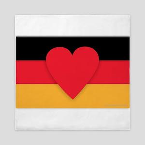 Germany Queen Duvet