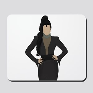 Once Upon a Time Regina Mousepad