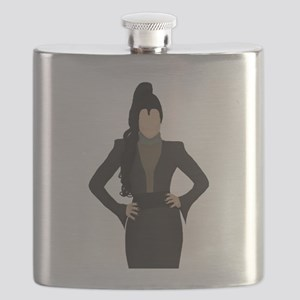 Once Upon a Time Regina Flask