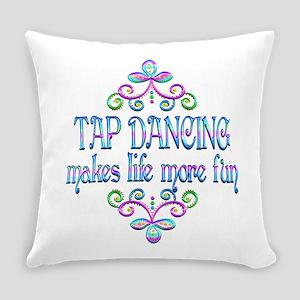 Tap Dancing Fun Everyday Pillow