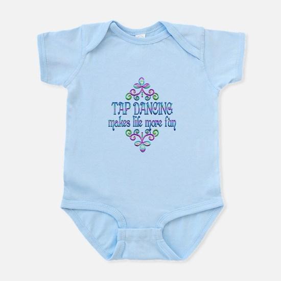 Tap Dancing Fun Infant Bodysuit
