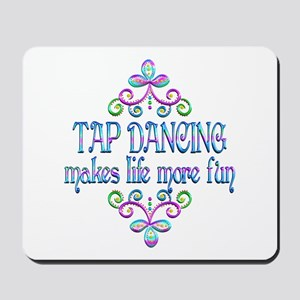 Tap Dancing Fun Mousepad