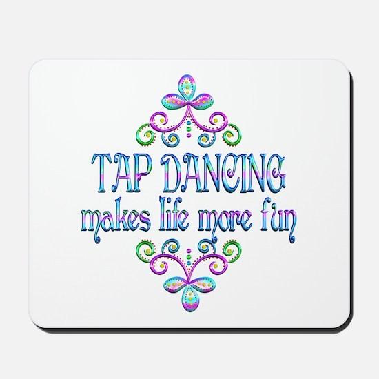 Tap Dancing Fun Mousepad