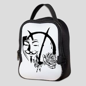 V For Vendetta Neoprene Lunch Bag