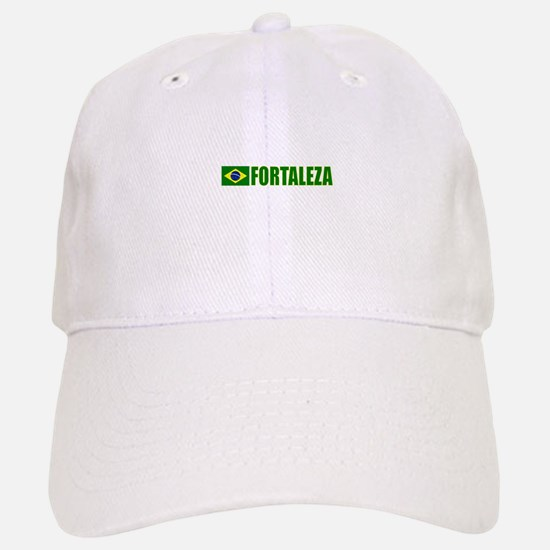 Fortaleza, Brazil Baseball Baseball Cap