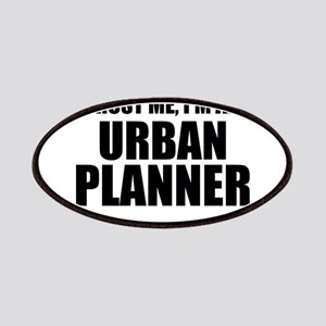 Trust Me, I'm An Urban Planner Patch
