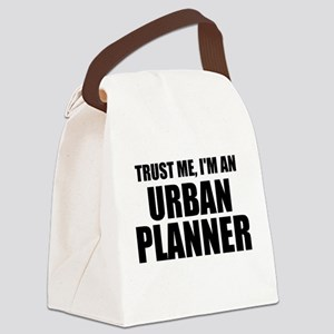 Trust Me, I'm An Urban Planner Canvas Lunch Bag