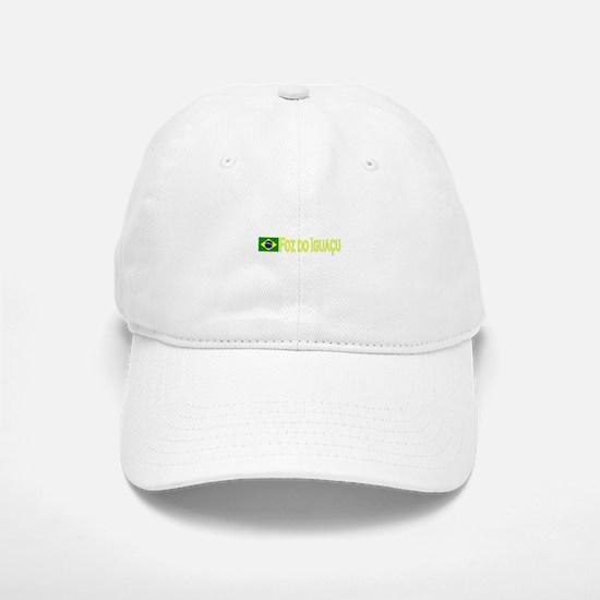 Foz de Iguacu, Brasil Baseball Baseball Cap