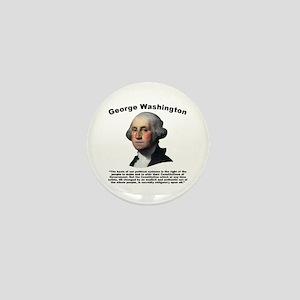 Washington: Constitution Mini Button
