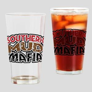 southern mud mafia Drinking Glass