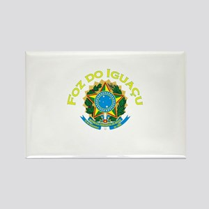 Foz do Iguacu, Brasil Rectangle Magnet