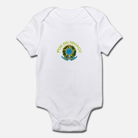 Foz do Iguacu, Brasil Infant Bodysuit