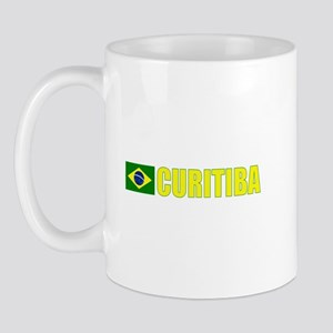 Curitiba, Brazil Mug