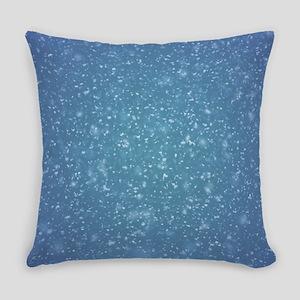 Snow Everyday Pillow