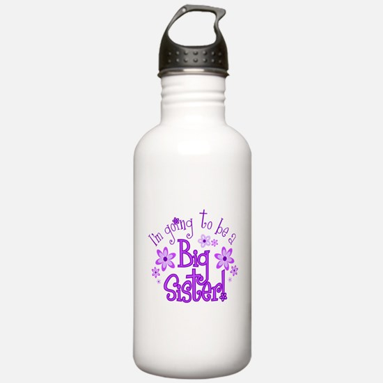 Im going to be a big s Water Bottle
