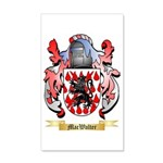MacWalter 35x21 Wall Decal