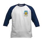 MacWade Kids Baseball Jersey