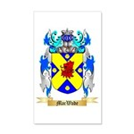 MacWade 20x12 Wall Decal